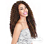 Zury Sis Synthetic Hair Swiss Lace Pre Tweezed Part Wig - SW H CANTU
