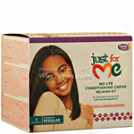 Just For Me No-Lye Conditioning Creme Relaxer Kit - Regular
