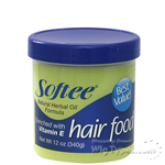 Softee Hair Food with Vitamin E 12 oz