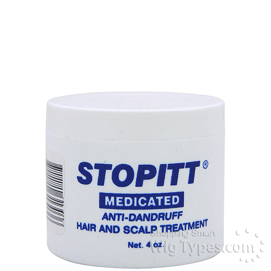 Stopitt Medicated Anti-Dandruff Hair & Scalp Treatment 4oz