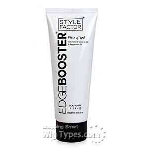 Style Factor Edge Booster Fitting Gel Hold Power 5 7.05oz