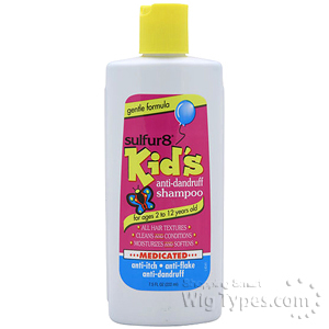 Sulfur8 Kids Anti-Dandruff Shampoo 7.5oz