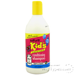 Sulfur8 Kids Milk and Honey Conditioning Shampoo 13.5oz