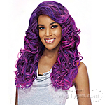 Vanessa Synthetic Hair Lace Part Wig - SUPER C9 VIOLA