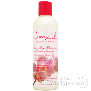 Swing It Weave Aide Matte-Free Shampoo 8oz