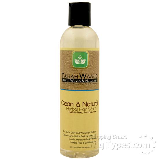 Taliah Waajid Natural Hair Care Products