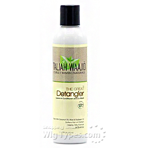 Taliah Waajid The Great Detangler Leave-in Conditioner 8oz