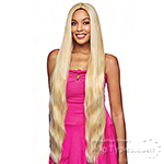 Vanessa Human Hair Blend Deep Part Lace Front Wig - TDHB MINAJY 45