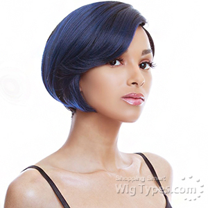 The Wig Human Hair Blend Lace Part Wig - HPL FLY