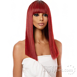 The Wig Brazilian Human Hair Blend Wig - HH CECI