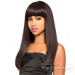 The Wig Brazilian Human Hair Blend Wig - HH DODO