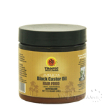 Tropic Isle Living Jamaican Black Castor Oil Hair Food Pomade 4oz