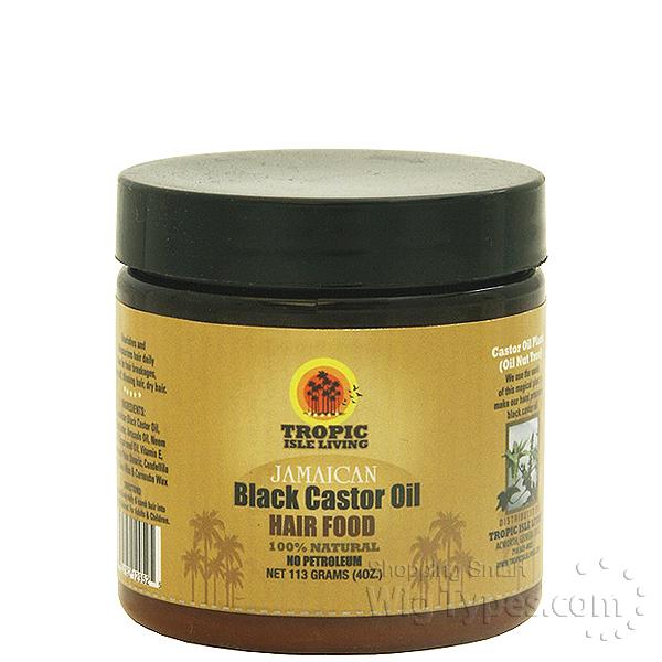 Tropic Isle Living Jamaican Black Castor Oil Hair Food Reviews