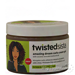 Twisted Sista Amazing Dream Curls Cream Gel 12oz