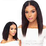 Awesome Slim U-Part 100% Brazilian Virgin Remy Hair Wig - SLIM U W&W JERRY CURL 16