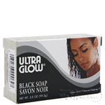 Ultra Glow Black Soap 3.5oz