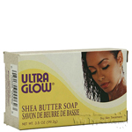 Ultra Glow Shea Butter Soap 3.5oz