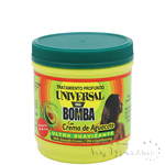 Universal Una Bomba Deep Treatment with Avocado Cream 8oz