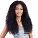 100% Unprocessed Brazilian Virgin Remy Hair - NAKED NATURE WET & WAVY BOHEMIAN CURL 7PCS (18/18/20/20/22/22 + Silk Base Closure)