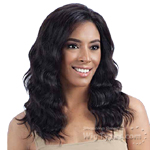 100% Unprocessed Brazilian Virgin Remy Hair Lace Front Wig - NAKED BRAZILIAN RAY
