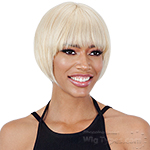 Naked 100% Brazilian Natural Human Hair Premium Wig - BCW 01