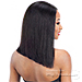 Naked 100% Unprocessed Brazilian Natural Hair Deep Invisible Part Lace Front Wig - BELLONA