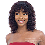 Naked 100% Brazilian Natural Human Hair Premium Wig - HAUTY