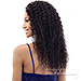 Naked 100% Brazilian Natural Human Hair Premium Front Lace Wig - KEVA