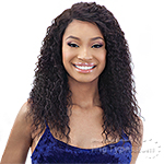 Naked 100% Brazilian Natural Human Hair Lace Wig - KEVA