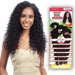 100% Unprocessed Brazilian Virgin Remy Hair - NAKED BRAZILIAN REMY DEEP WAVE 7PCS (18/18/20/20/22/22 + Closure)