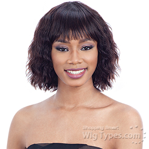 Naked 100% Unprocessed Brazilian Hair Wig - TRINITY