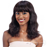 Naked 100% Unprocessed Brazilian Virgin Hair Wig - S WAVE (S)
