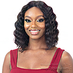 Naked 100% Brazilian Natural Human Hair HD Lace Front Wig - ARDEN