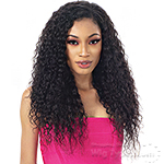 Naked 100% Brazilian Virgin Remy Hair Wet & Wavy Weave -  DEEP WAVE 3PCS (18/20/22)