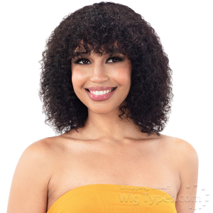 Naked 100% Brazilian WET & WAVY Natural Hair Wig - ATLANTIC WAVE