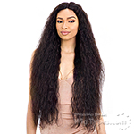Naked 100% Human Hair Freedom Lace Part Wig - NATURAL 704