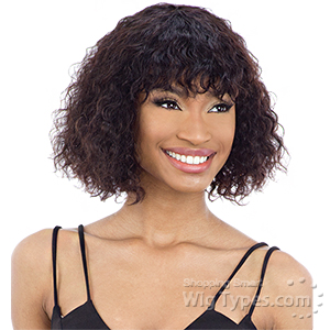 Naked 100% Brazilian Natural Human Hair Premium Wig - WHITNEY
