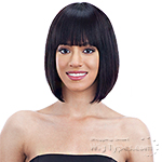 Model Model Nude 100% Brazilian Natural Human Hair Wig - BELLA