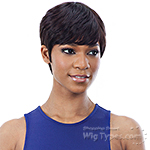 Model Model Nude 100% Brazilian Natural Human Hair Wig - CORA