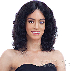 Model Model Nude 100% Brazilian Natural Human Hair Lace Front Wig - LOOSE WAVE ORIGIN 302