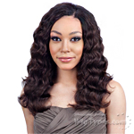 Model Model Nude Leaf 100% Unprocessed Brazilian Virgin Remy Hair Weave - LOOSE DEEP 7PCS (10/10/12/12/14/14 + Closure)