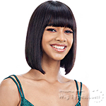Model Model Nude 100% Brazilian Natural Human Hair Wig - KANDIE