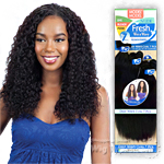 Model Model Nude Fresh Wet & Wavy 100% Unprocessed Brazilian Virgin Remy Hair Weave - Deep Wave 7pcs (14/14/16/16/18/18 + Closure)