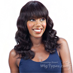 Model Model Nude 100% Unprocessed Brazilian Virgin Remy Human Hair Wig - LOOSE DEEP 18
