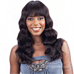 Model Model Nude 100% Unprocessed Brazilian Virgin Remy Human Hair Wig - LOOSE DEEP 20