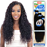 Model Model Nude Fresh Wet & Wavy 100% Unprocessed Brazilian Virgin Remy Hair Weave - LOOSE WAVE CURL 7pcs (18/18/20/20/22/22 + Closure)