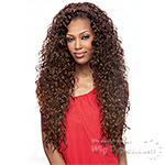 Vanessa Express Weave Synthetic Hair Half Wig - LAS MOGAN