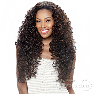 Vanessa Express Weave Synthetic Hair Half Wig - LAS FABAN
