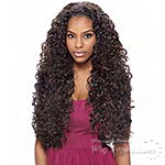 Vanessa Express Weave Synthetic Hair Half Wig - LAS FASTAS