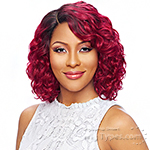 Vanessa 100% Brazilian Human Hair Lace Front Wig - TCH TORY